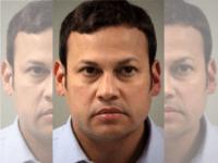 Accused Human Trafficker Mark Benavides mugshot.