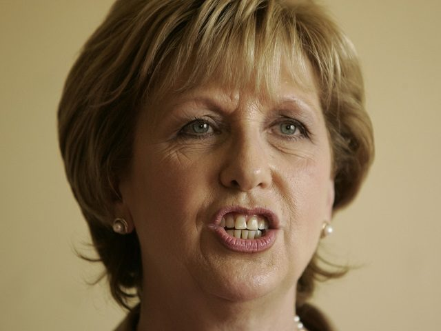 Former Irish President Slams Catholic Church as 'Empire of Misogyny'