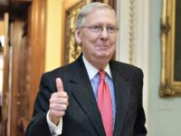McConnell Thumb Up