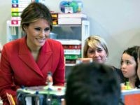 Melania Trump, children