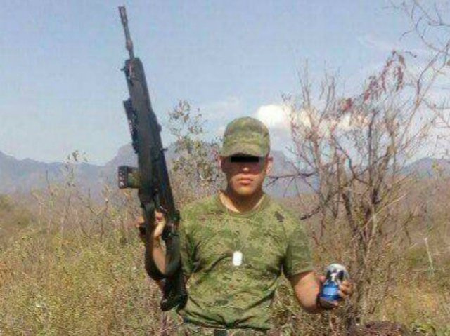 Mexican Soldier