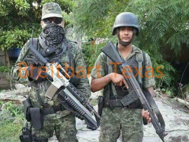 Michoacan gunman 5