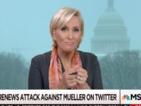 Brzezinski: Twitter Typos Show Trump's 'State of Mind' Is 'Unhinged'