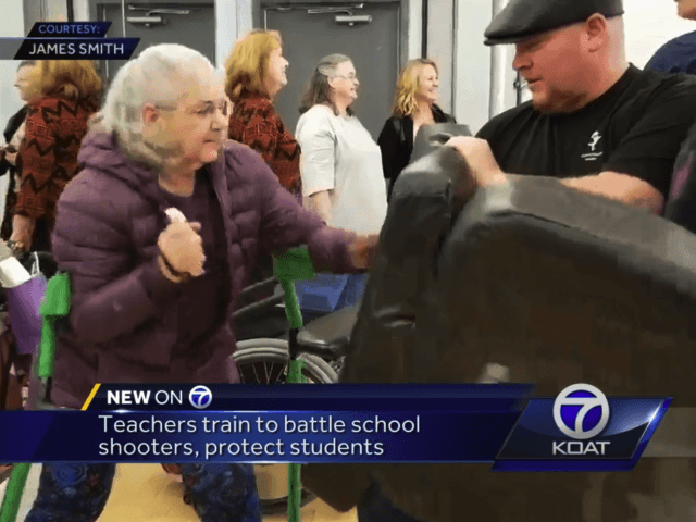 NM Teacher Active Shooter Training