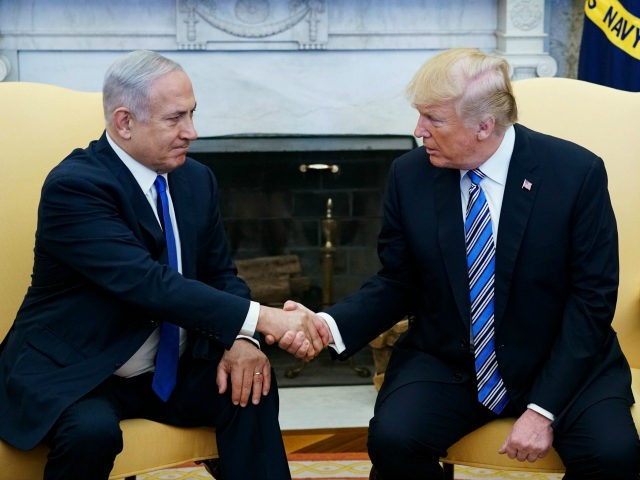 Donald Trump announces peace deal between Israel, UAE