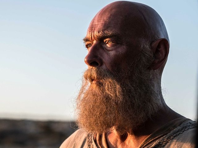 James Faulkner in Paul, Apostle of Christ (2018, Affirm Films)
