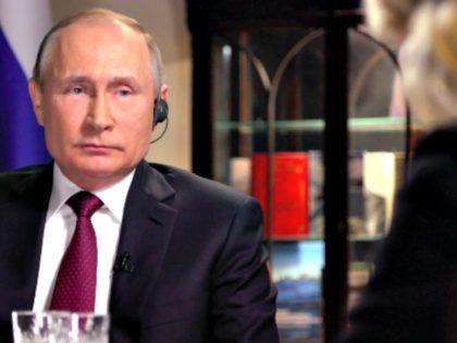 Putin, Megyn Kelly