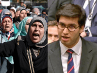 Ranil Jayawardena migrants in greece