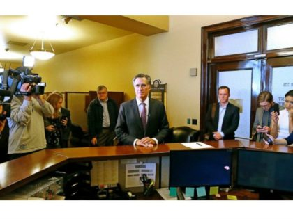 GOP Establishment and Grassroots in Bitter Utah Battle as Mitt Romney Seeks State Party's U.S. Senate Nomination