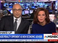 MSNBC's Ruhle Apologizes for Remarks About Larry Kudlow's Faith — 'I Meant No Offense'