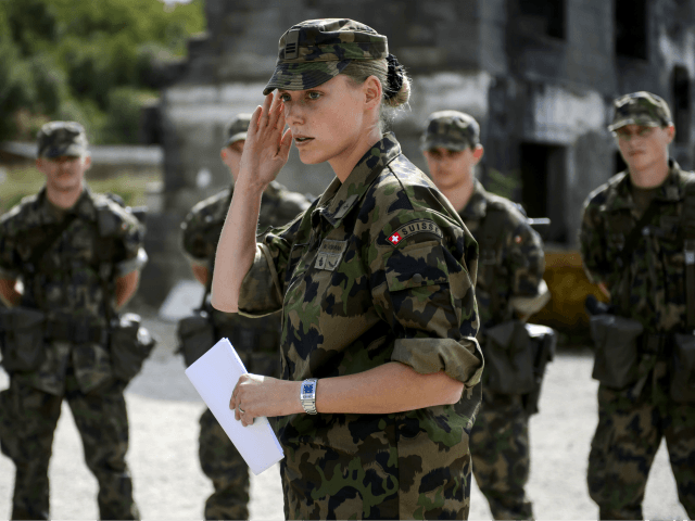 Swiss Army Greenlights Islamic Headscarf for Female Soldiers