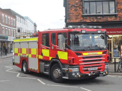 Salisbury Fire