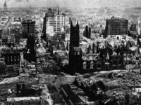 San Francisco 1906 earthquake (Hulton Archive / Getty)