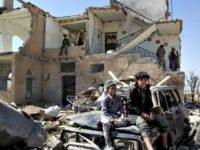 Saudi War Yemen