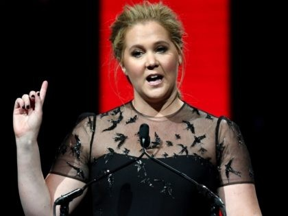 Actress/comedian Amy Schumer introduces Cinema Icon Award winner Goldie Hawn (not pictured) during the CinemaCon Big Screen Achievement Awards brought to you by the Coca-Cola Company at The Colosseum at Caesars Palace during CinemaCon, the official convention of the National Association of Theatre Owners, on March 30, 2017 in Las …