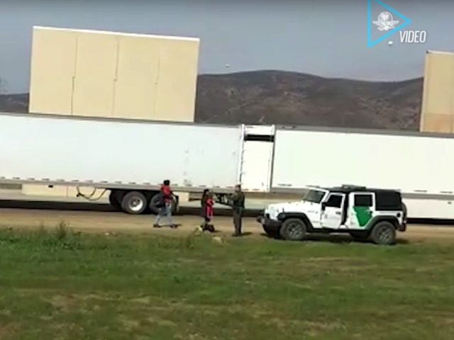 CALIFORNIA CHAOS: Trump Tours BORDER WALL, Unloads on 'Sanctuary State' Officials
