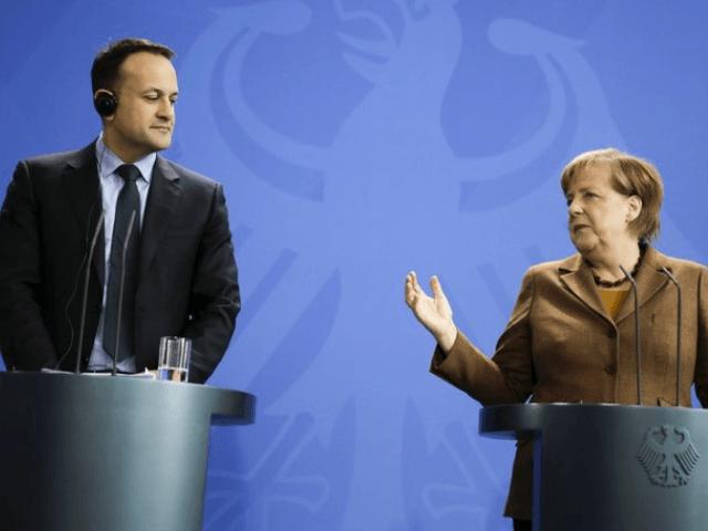 Leo Varadkar / Merkel