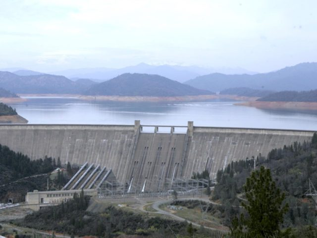 Shasta Dam (Rich Pedroncelli / Associated Press)