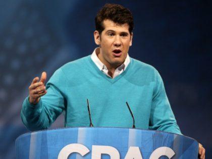 Conservative broadcaster Steven Crowder