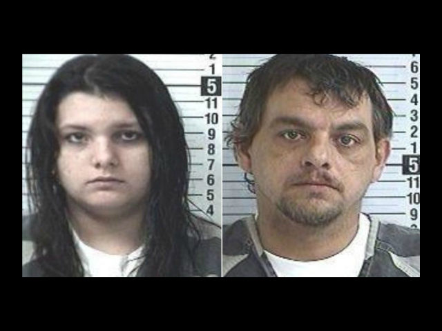 A father and daughter, Justin Bunn and Taylor Bunn, were arrested in Florida and charged with having sex in public in their backyard, a report says.