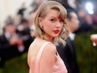 Taylor Swift attends the 'Charles James: Beyond Fashion' Costume Institute Gala at the Metropolitan Museum of Art on May 5, 2014 in New York City. (Photo by Dimitrios Kambouris/Getty Images)