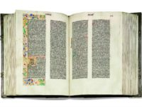 $1.3 Trillion Dollar Omnibus Spending Bill Almost 1,000 Pages Longer than Gutenberg Bible