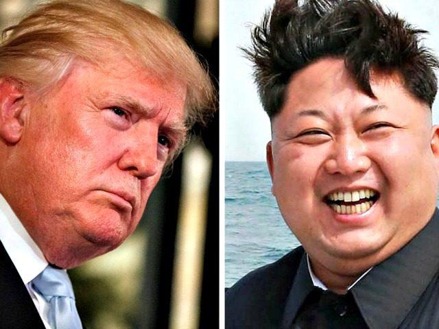 Trump, Kim Jung-un