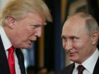 White House hunts leaker after Trump congratulates Putin