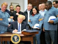 Trump Signs Tarrifs