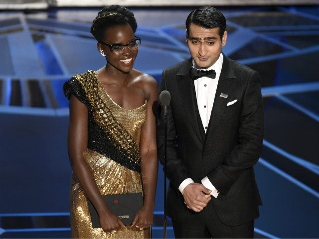 Lupita Nyong'o and Kumail Nanjiani honor Dreamers at Oscars