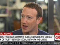 Zuckerberg on Testifying Before Congress: 'I'm Happy to if It's the Right Thing to Do'
