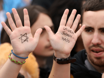 Report: Anti-Jewish Hate Crime in Berlin Doubles in Four Years