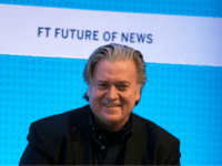 Bannon at FT Speech: 'Social Media Firms Are Debasing Digital Sovereignty Like Governments Have Debased Our Citizenship and Currencies'