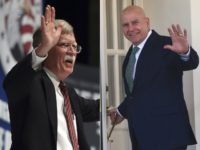 Bolton In, McMaster Out: Trump Announces John Bolton as Next National Security Advisor