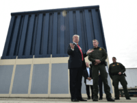 House Funds 200 Miles of Border Wall in 2019