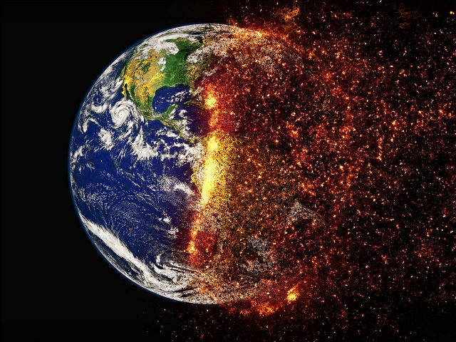 Earth on Fire / Climate Change / Global Warming