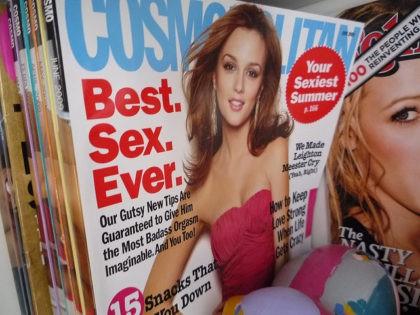Cosmopolitian Magazine