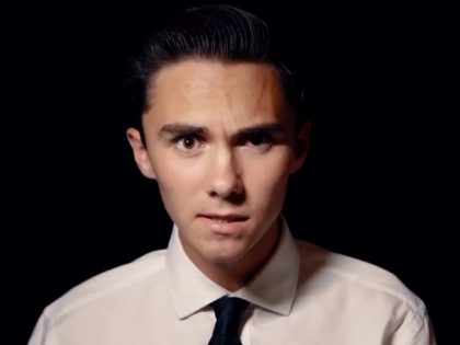 David Hogg Gun Control PSA: 'What If Our Politicians Weren't the B*tch of the NRA?'