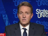 Flake: McCabe Firing a 'Horrible Day for Democracy,' Firing Mueller Is a 'Massive Red Line'