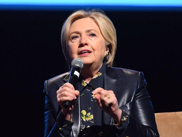 Hillary Clinton's Dream: Republicans Might Primary Trump in 2020