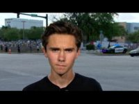 Parkland shooting survivor David Hogg