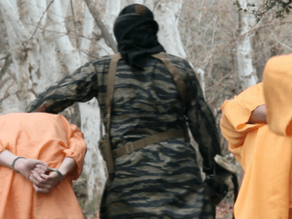 "The Islamic State terrorist group published photos on its Telegram account showing ""child soldiers"" executing Afghani soldiers who were purportedly captured by IS during fighting in the Nanajahar region in Afghanistan."