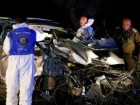 Israel makes arrests after deadly West Bank car ramming: army