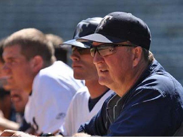 Texas Wesleyan University Baseball Coach Mike Jeffcoat.
