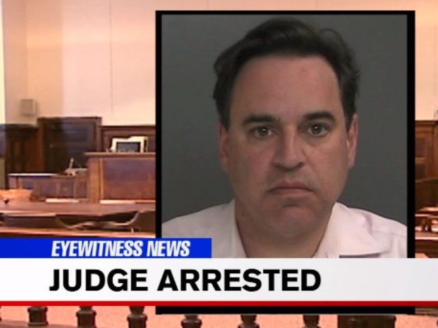 Judge accused of stealing woman's underwear