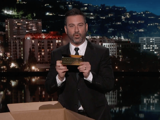 Jimmy Kimmel Exposes Possibly Illegal Trump Merchandise