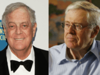 Billionaire Koch Brothers Rail Against Trump's Popular Economic Nationalism