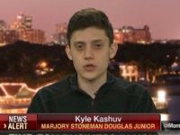 CNN Abruptly Cancels Interview with Pro-Gun Parkland Survivor Kyle Kashuv