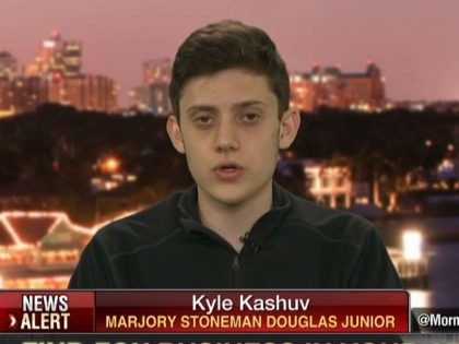 Parkland Student Kyle Kashuv