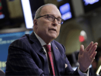 Kudlow: Economic Growth Could Top Four Percent for 'a Quarter or Two'